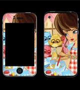 Sweet Treats iPhone 4s Cover