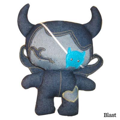 Denim Demon Plushie
