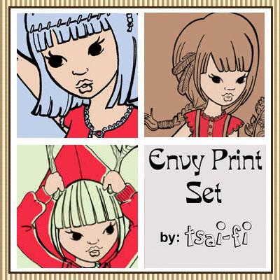 Envy Print Set