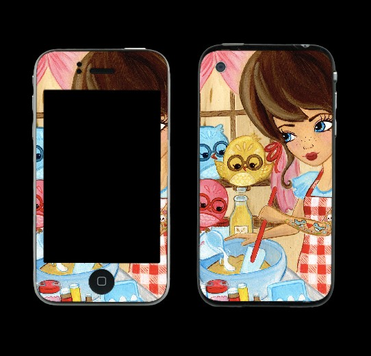 Sweet Treats iPhone 3G Cover