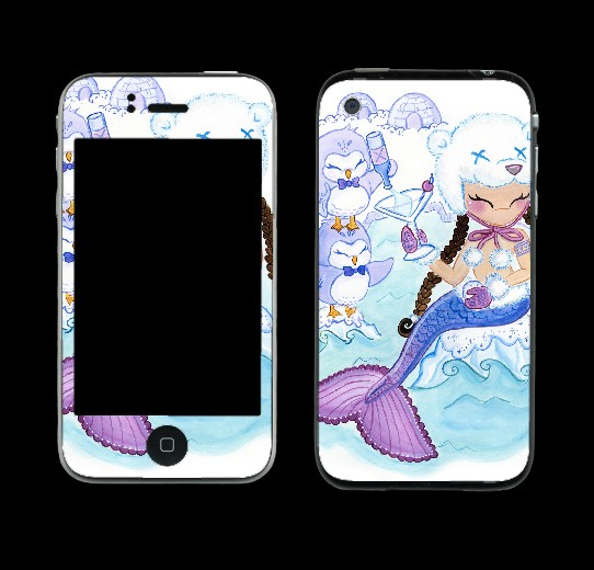 Snowballs and Martinis iPhone 4s Cover
