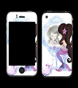 Dolled Up iPhone 4s Cover