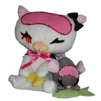 Kitty and Mousy Plush Originals