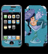 Last Call iPhone Blackberry 9300 Cover