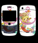 Lazy Day Blackberry Curve 8520  Cover
