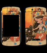 Luau Lulu Blackberry Storm Cover