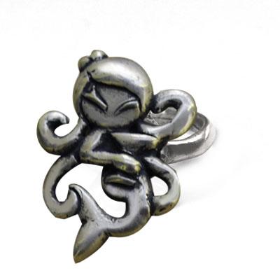 Smashed Sea Mermaid Ring