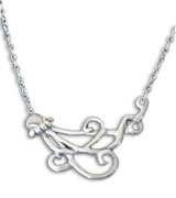 Octopussi Necklace