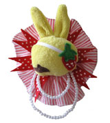 Dust Bunni Berry Pin