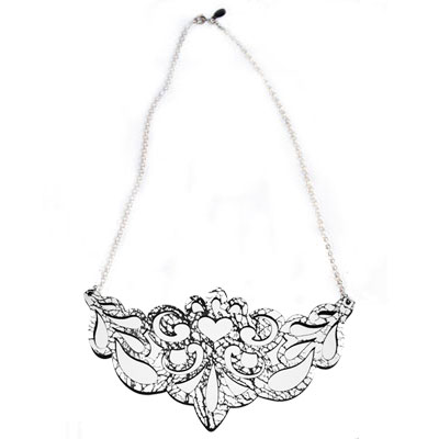 Lonely Hearts Necklace