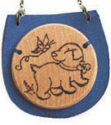 Year of the Loyal Dog Necklace