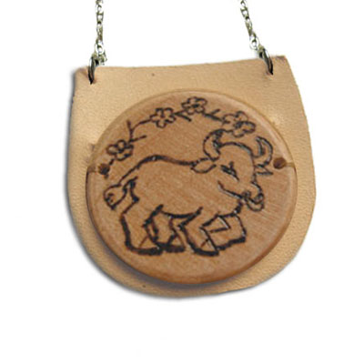Year of the Strong Ox Necklace