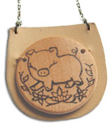 Year of the Precious Pig Necklace